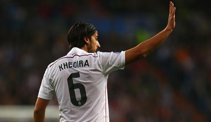 Khedira, un tuttocampista per la Juve