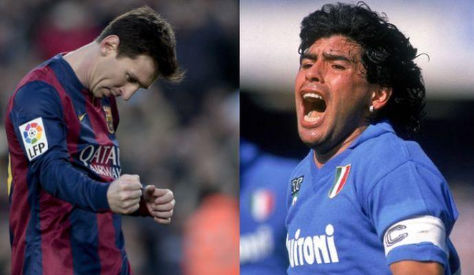 Chi è stato più forte tra Messi e Maradona?