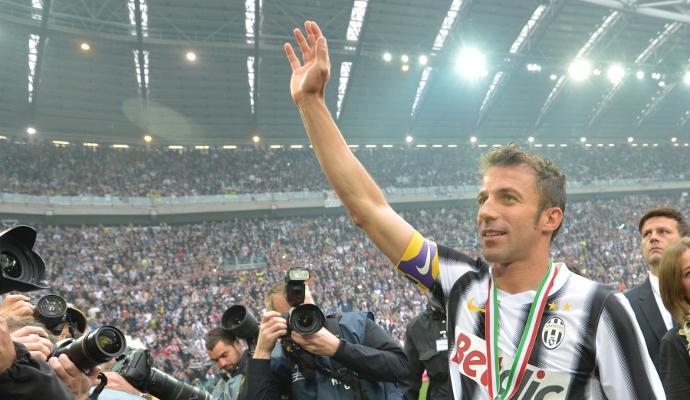 Del Piero: 'Juve-Allegri? Non è necessario lasciarsi. Dybala...'