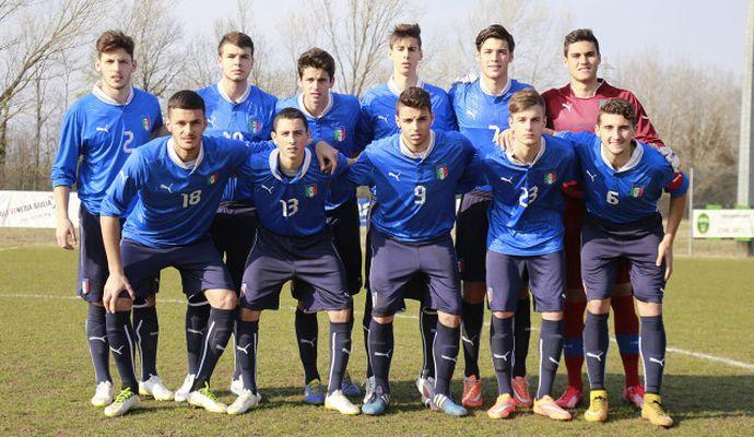Europeo Under 17: l'Italia perde la prima contro l'Inghilterra