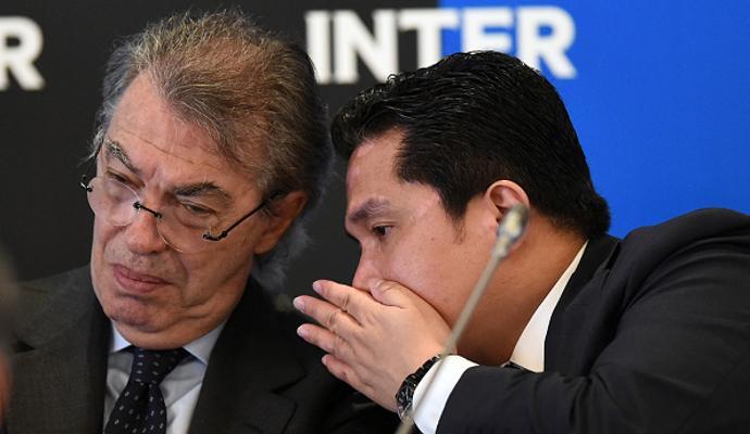 Inter in perdita di 140 milioni: esce Moratti?