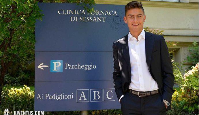 Juventus, Dybala: 'Voglio giocare con Tevez'
