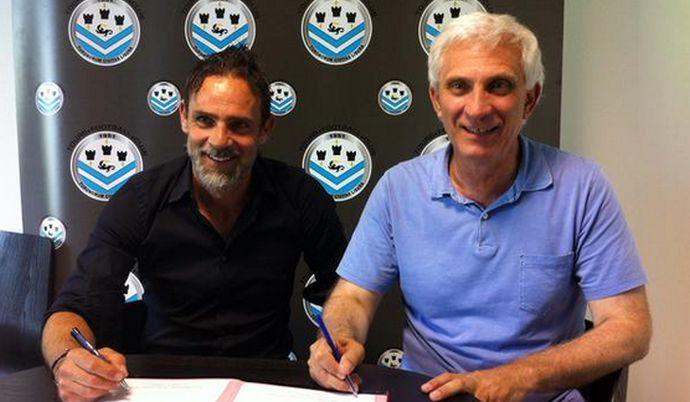Ex Milan: Marco Simone dice addio al Tours