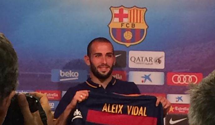 Barcellona, caso Vidal: ancora fuori dai convocati