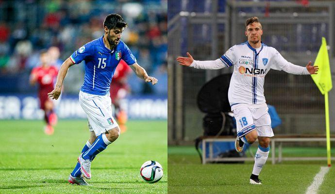 Milan e Inter, buste per Verdi e Benassi