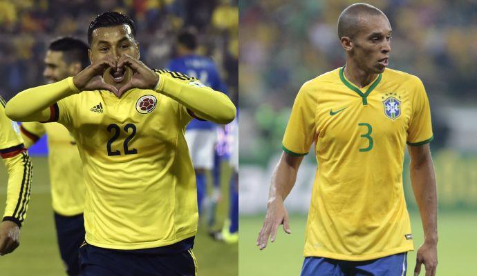 Murillo: 'Miranda un grande, un sogno giocare con lui nell'Inter'