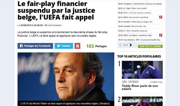 Pippo Russo: l'avvocato di Bosman va all'attacco totale di Fifa e Uefa