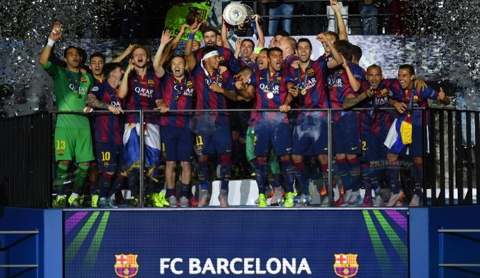 CM studia il bilancio del Barcellona: ricavi record e utile grazie al Triplete