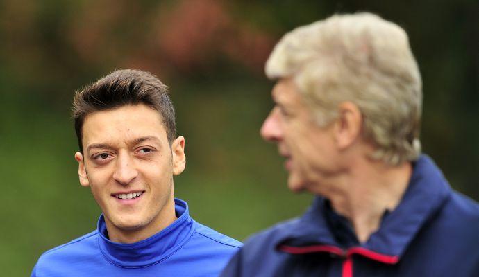 Arsenal, fissato il prezzo di Ozil