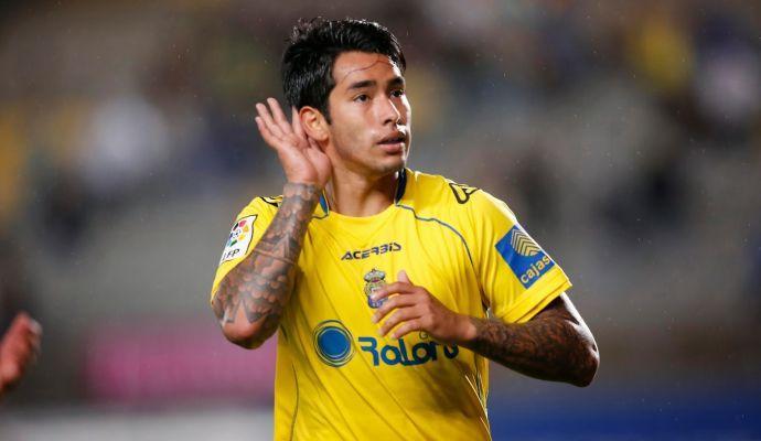 Liga: Las Palmas, poker all'Espanyol e salvezza