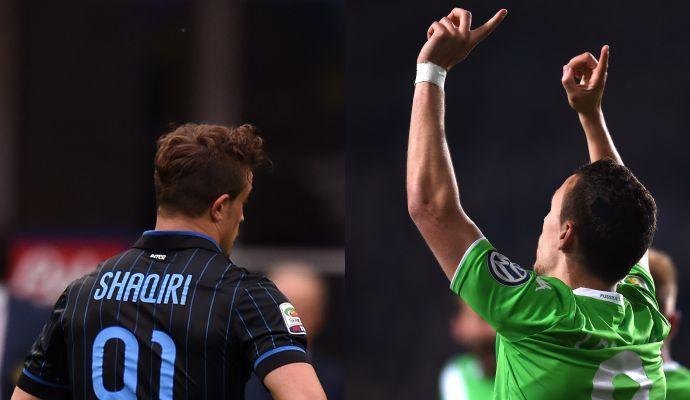 Inter, è meglio comprare Perisic o tenere Shaqiri?