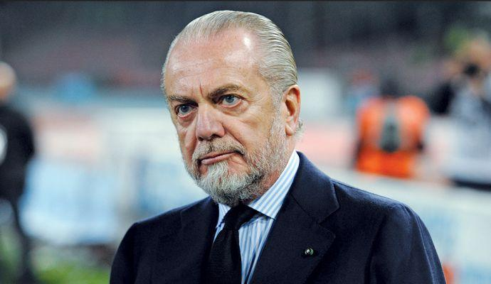 De Laurentiis: 'No a 105 milioni di euro per Koulibaly. Sarri, Icardi e Cavani...'