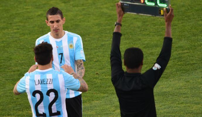 Argentina, la carica del Lavezzi: 'Bisogna reagire, basta piangersi addosso'