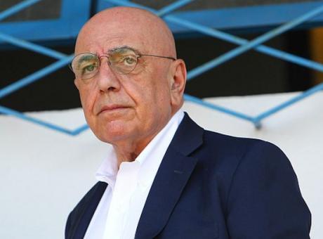 Galliani: 'Monza? Non è una stagione fallimentare: avanti con Brocchi'
