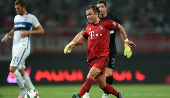 Bayern, dopo l'Europeo il futuro di Gotze