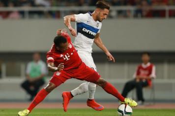 Green (Bayern Monaco) e D'Ambrosio (Inter)