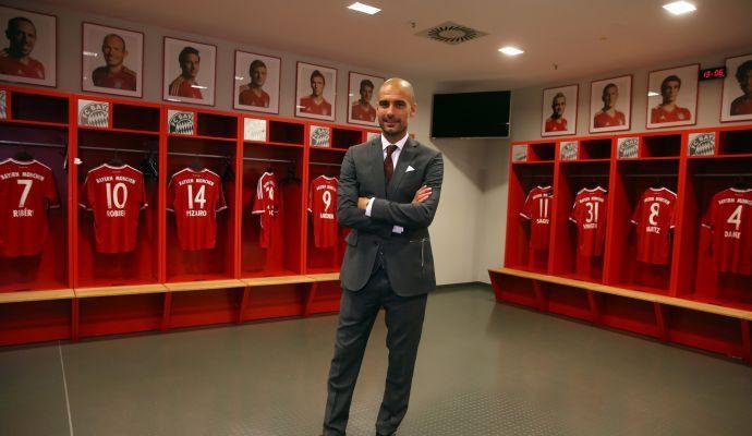 VIDEO Bayern, Guardiola: 'Troppi infortuni in questo periodo'