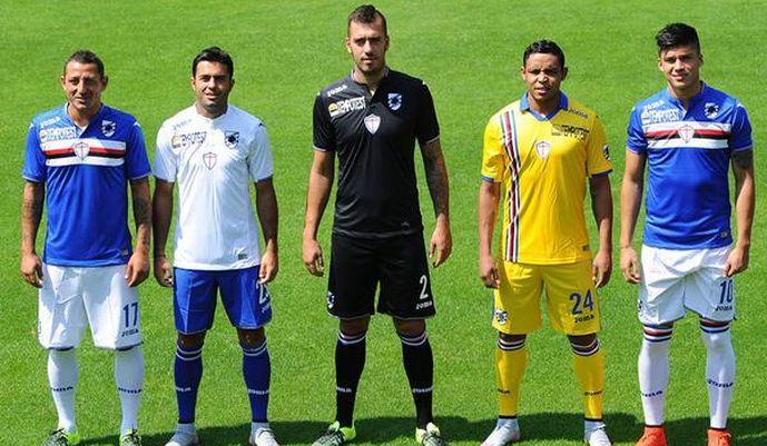 Terza Maglia Sampdoria 2018