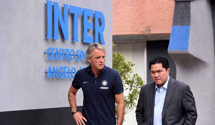 Mancini-Thohir, gelo totale e rischio rottura. Chi ha ragione?