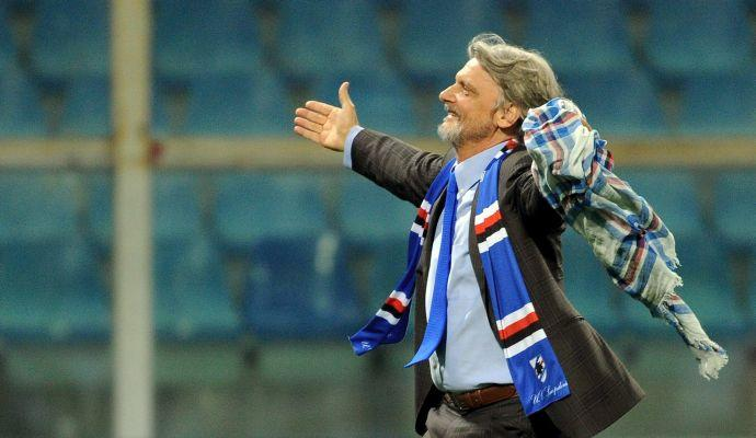 Cessione Sampdoria: prosegue la trattativa tra Ferrero e il fondo, domani l'incontro decisivo. E su Vialli...