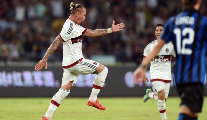 Compleanno Mexes, l'ultimo al Milan