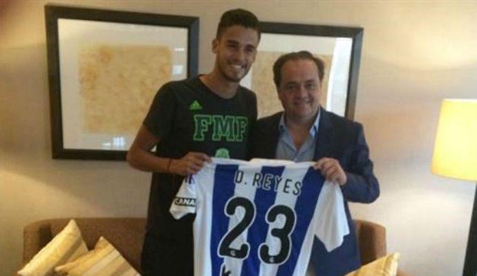 Real Sociedad, Reyes vuole restare