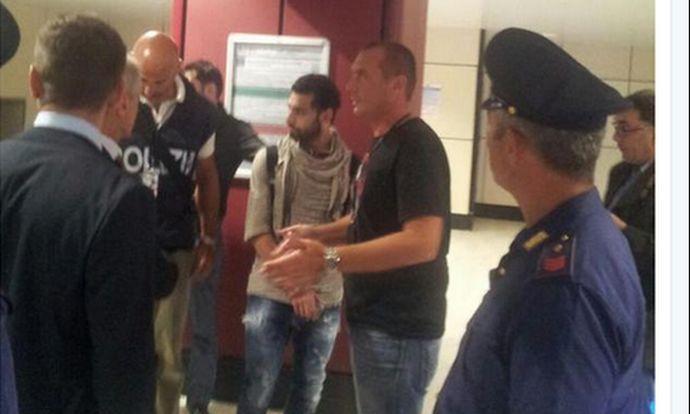 Roma, arrivato Salah. I viola: 'È nostro'