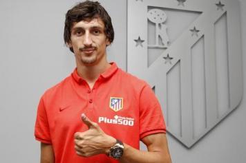 Savic Atletico Madrid
