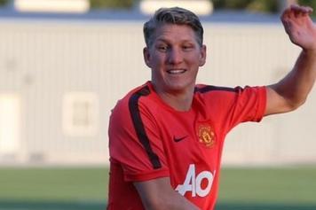 Bastian Schweinsteihger, Manchester United