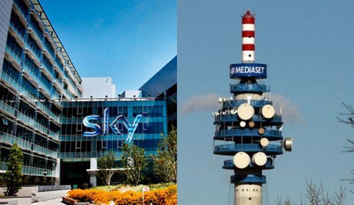 Accordo Sky-Mediaset per la Champions in chiaro, la Rai resta a mani vuote