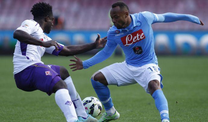 Napoli, addio Zuniga: c'è anche l'Inter