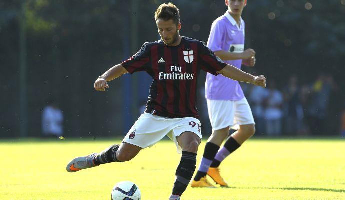 Milan: Antonelli e Bertolacci ancora a parte