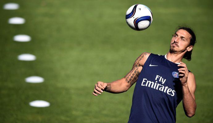 Ibrahimovic: 'Malmoe, sto arrivando'