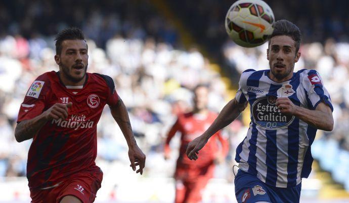 Deportivo La Coruna, UFFICIALE: rinnova un terzino