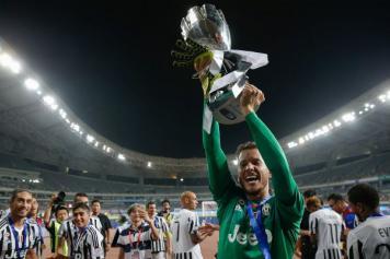 Neto, Juventus