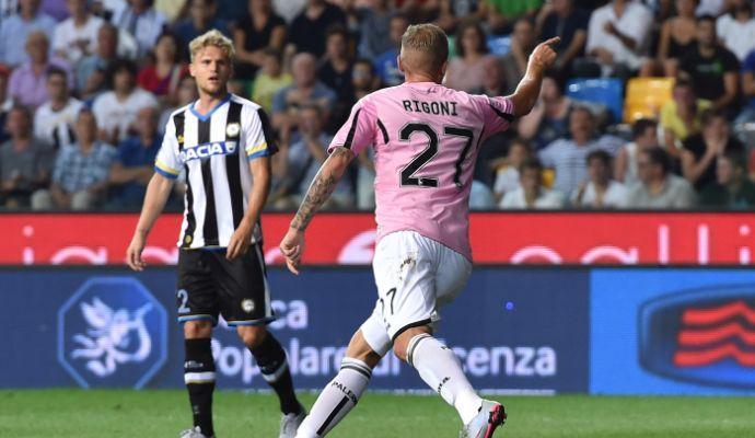 Udinese-Palermo 0-1: GOL E HIGHLIGHTS