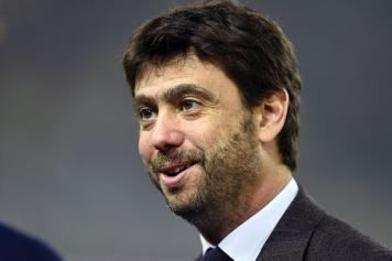 Agnelli Juventus sorriso