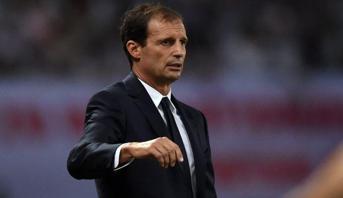 Juventus, Allegri: 'Draxler? Sono le regole del mercato. Ora vediamo cosa riuscirà a fare la società'