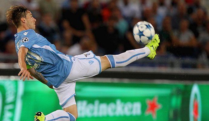Lazio, Biglia a rischio per l'Inter