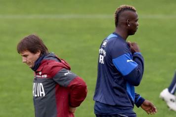 Conte Italia Balotelli