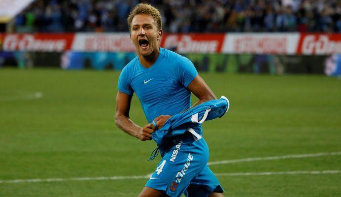 Zenit, Criscito: 'La MLS mi attira'