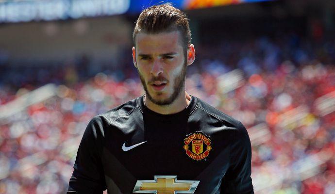 Il PSG su Dea Gea: la richiesta del Manchester United