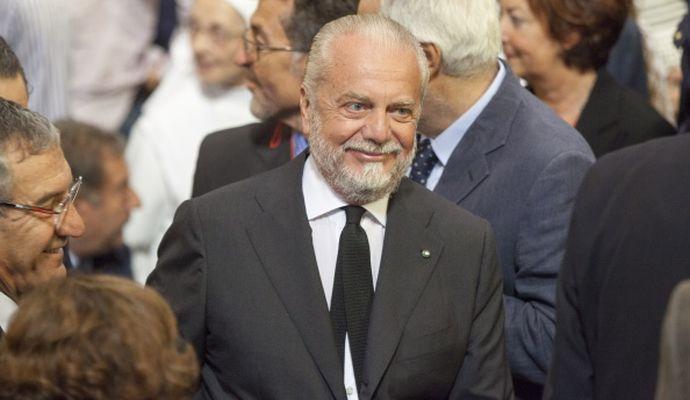 De Laurentiis cerca casa per la cantera: idea Melito, il sindaco conferma