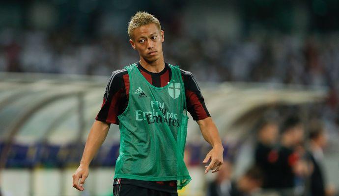 Milan, Honda: 'Avremmo dovuto vincere, ero arrabbiato quando sono uscito dal campo'