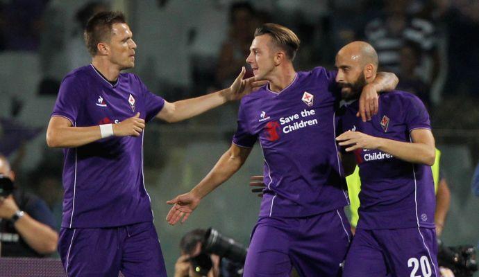 La Fiorentina e il grosso rischio di una cessione importante. E Praet torna di moda...