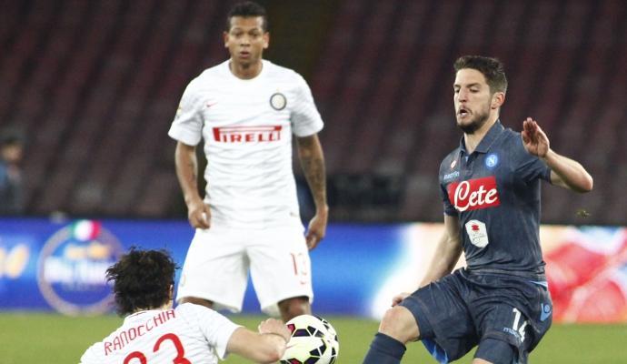 Inter: Ranocchia o Guarin per Mertens