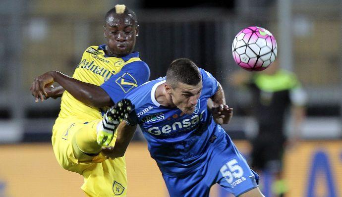 Chievo: Pinzi e M'Poku scalpitano per l'Inter