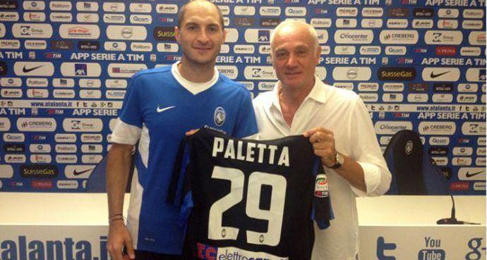 Atalanta, UFFICIALE: ecco Paletta