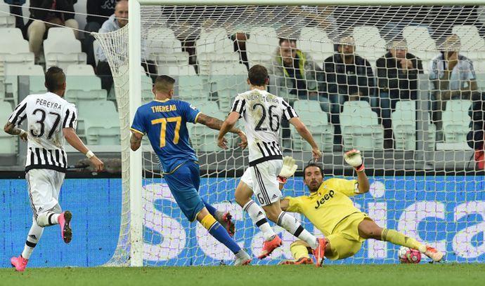 Verso Juventus-Udinese: quando Thereau punì lo Stadium