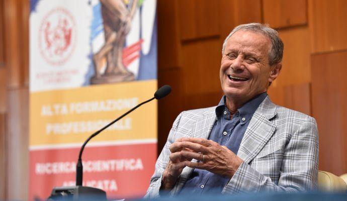 Zamparini: 'Male l'arbitraggio di Russo. Era meglio restare a Palermo'